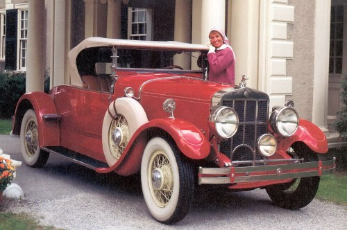 1928 Packard Six - Information and photos - MOMENTcar